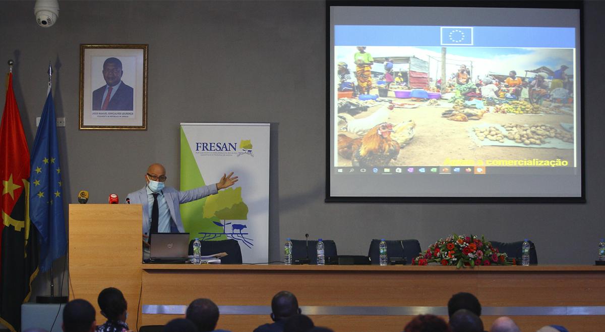 FRESAN – o programa de aprendizagem e de construção conjuntas