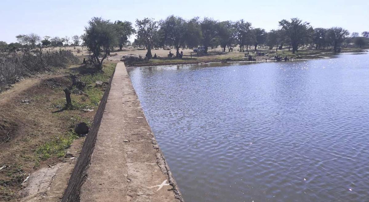Problema da seca no Curoca passa pela reabilitação de represas